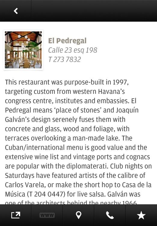Havana: Wallpaper* City Guide screenshot-4