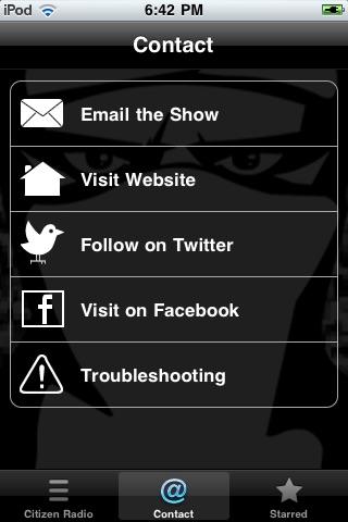 Citizen Radio screenshot-3