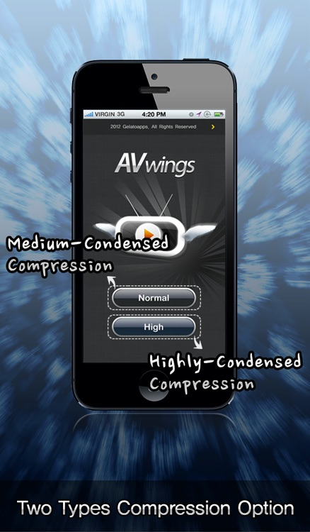Video Compressor [AVwings] screenshot-3