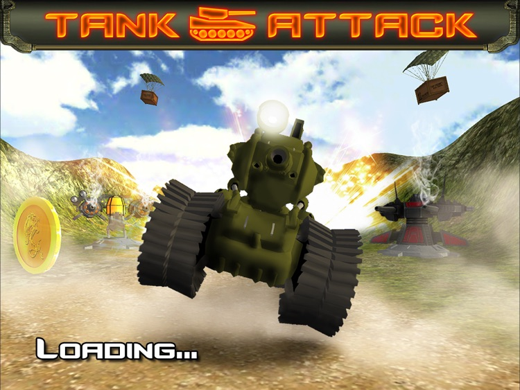 Tank Revenge screenshot-0