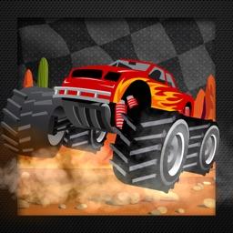 Monster Truck - Offroad Destruction Race