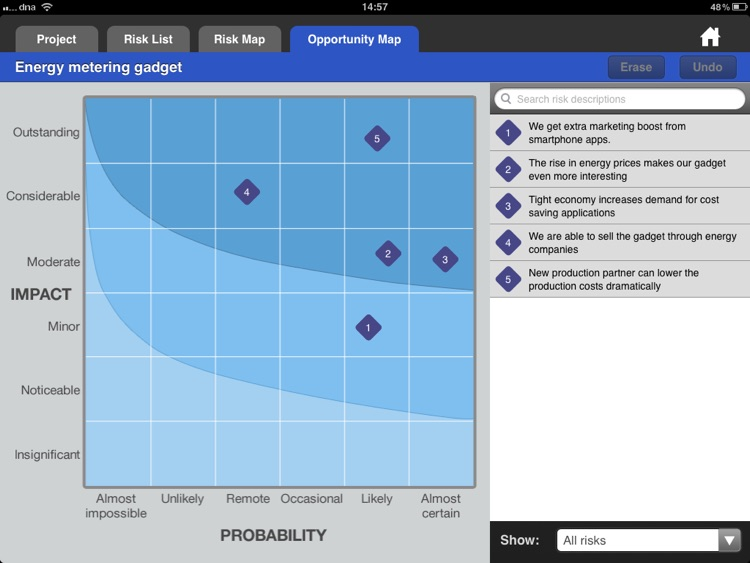 Thinking Portfolio® Risk Analysis screenshot-1