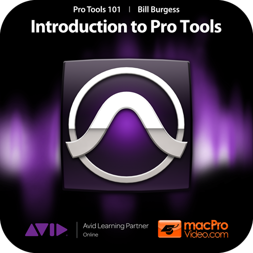 Course For Pro Tools 10 101 - Introduction to Pro Tools
