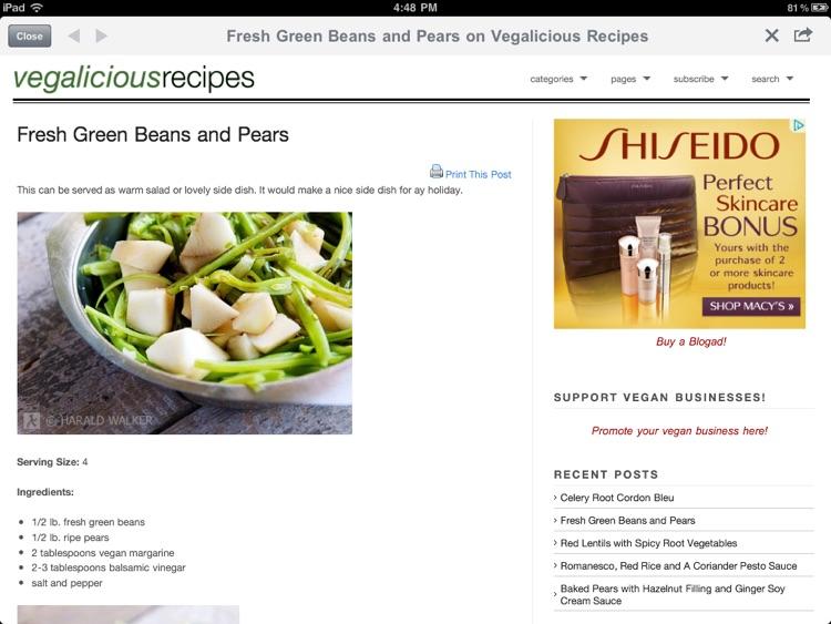 FoodGazer screenshot-3