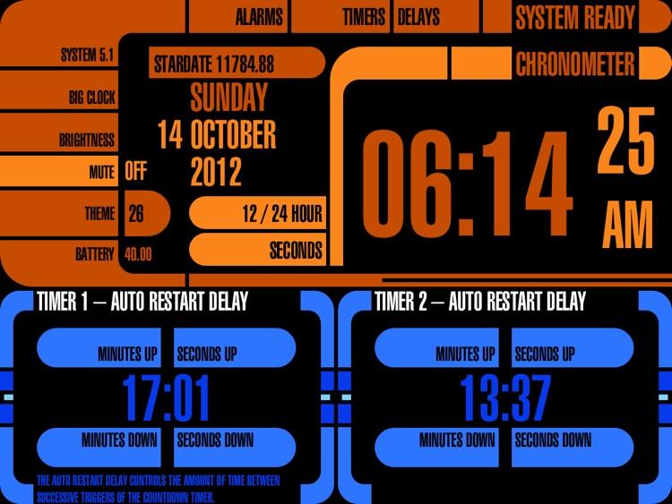Clock Tacular