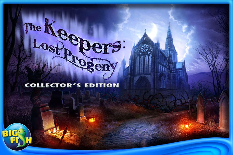 The Keepers: Lost Progeny Collector's Edition (Full)