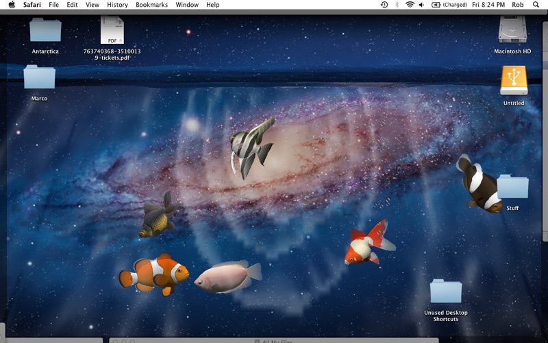 desktop aquarium 3d live wallpaper screensaver app price drops