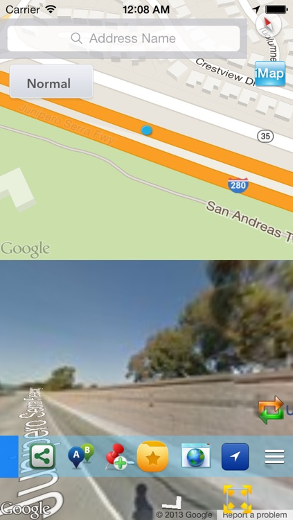 Cool Map Pro for Google's Map
