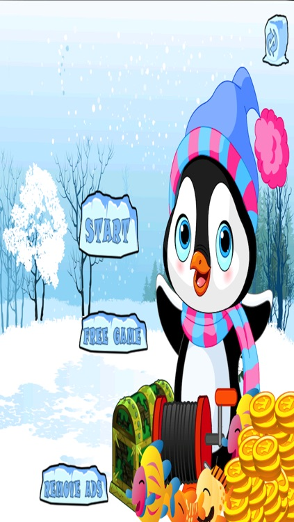 Super penguin ice fishing pro by amy prizer for Ice fishing apps