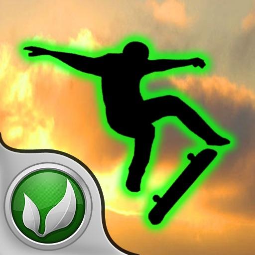 Atomic Shadow Skater