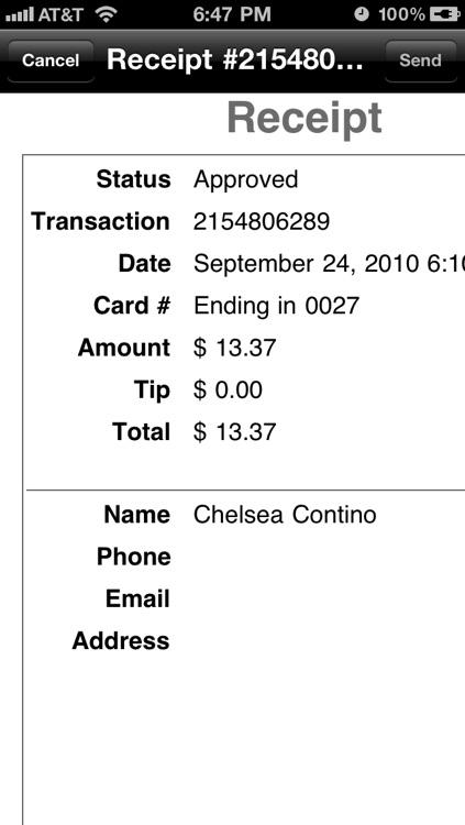 Cheap Credit Card Processing screenshot-4