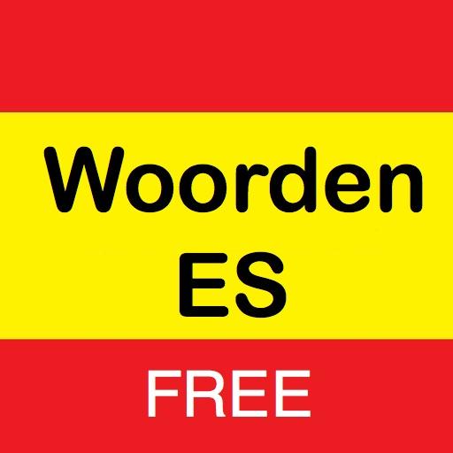Woorden ES Free (Spanish course)
