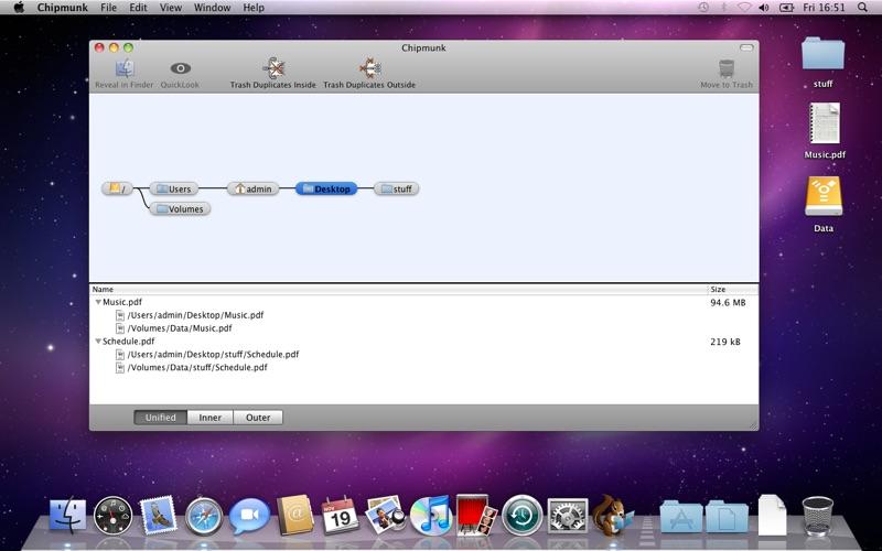 Chipmunk Screenshot