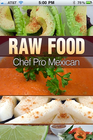 RAW FOOD CHEF PRO MEXICAN