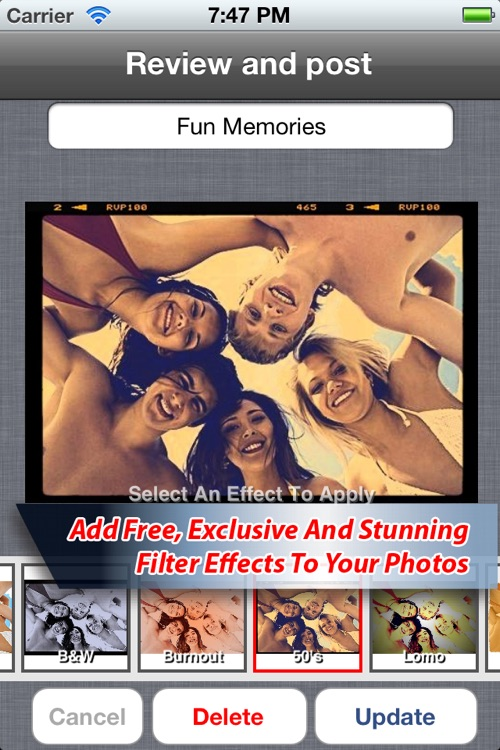 Pixity: Fun, Easy & Collaborative Sharing Of Photo Albums screenshot-3