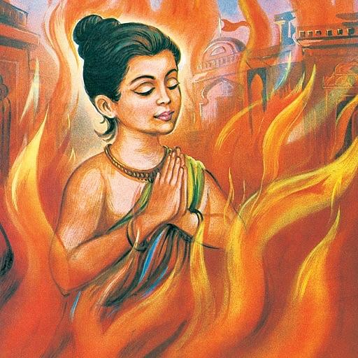 Prahlad- Amar Chitra Katha Comics