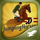 Jumping Horses Champions Free icon