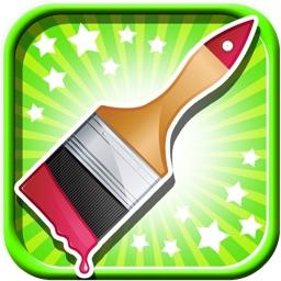 Magic Brush - Spin Art Edition