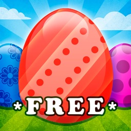 Easter Egg Blitz Blaster Free - Falling Bubble Shooter Game