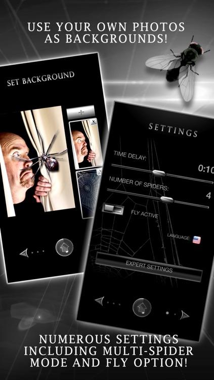 Spider Prank Lite screenshot-3