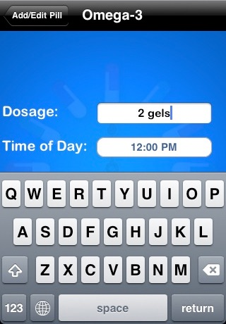 Pill Reminder Pro (Push Notification) screenshot-3