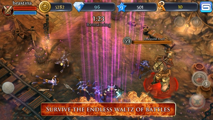 Dungeon Hunter 3 screenshot-4