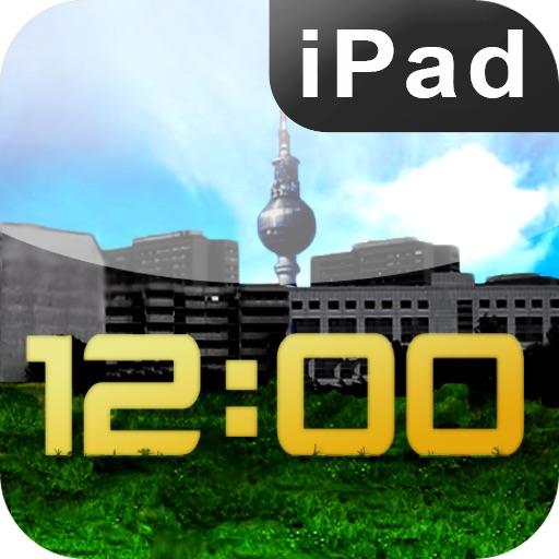 Standard Time for iPad (Alarm Clock)