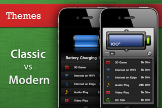 Screenshots of Battery Master Free for iPhone