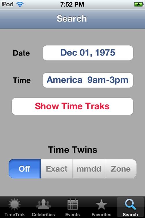 TimeTraks screenshot-4