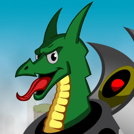 Super Jetpack Dragon IV: Village Burntopia