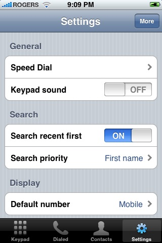 Smart Dial screenshot-2