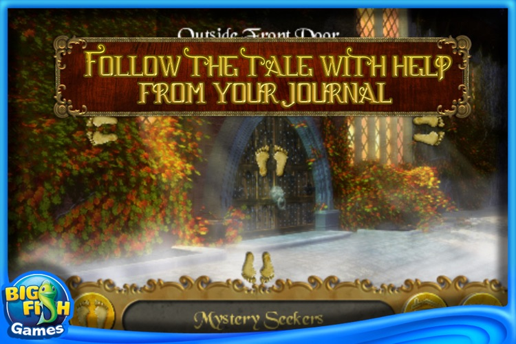 Mystery Seekers: The Secret of the Haunted Mansion screenshot-1