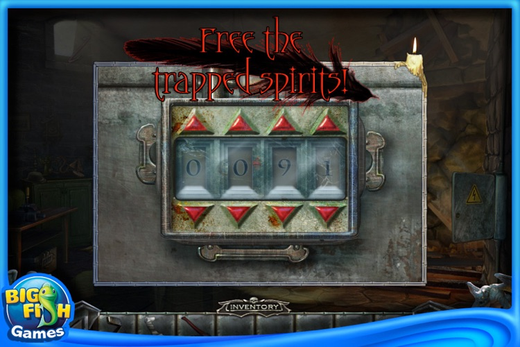 Redemption Cemetery: Curse of the Raven Collector's Edition screenshot-4