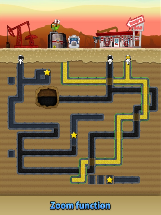 PipeRoll Oil HD screenshot-4