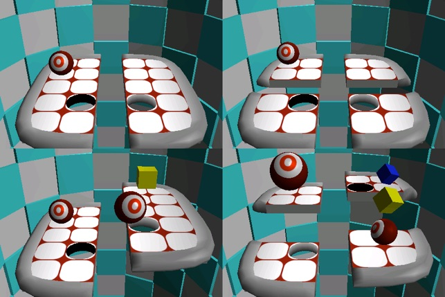 3D Ballin Classic Screenshot