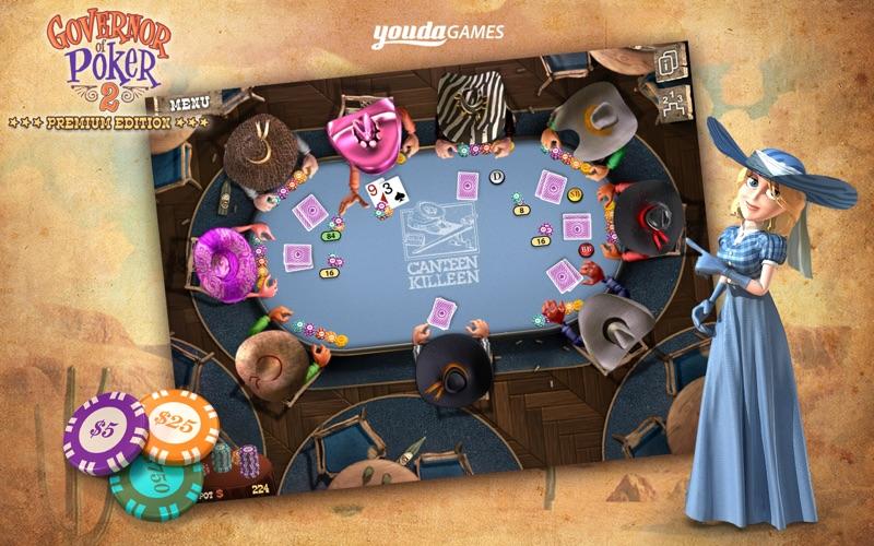 Apple offline poker games