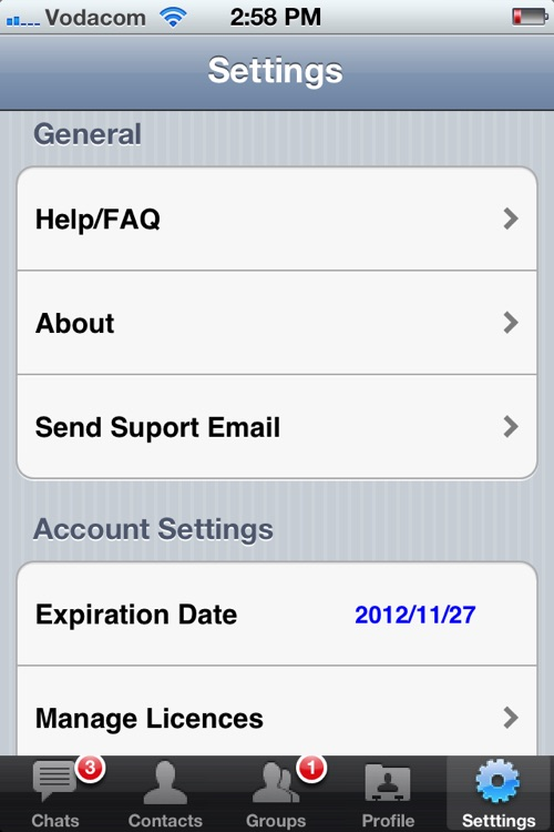 Cnectd Messenger - Free Text Messaging, Chat, Meet New Friends In Your Area screenshot-4