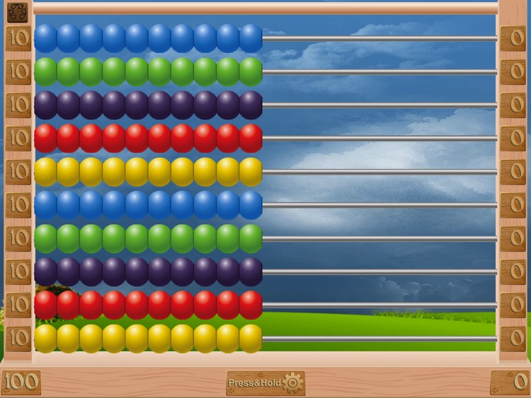 Abacus in Augmented Reality screenshot-1