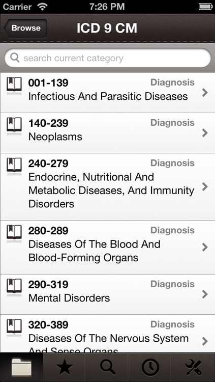 ICD Lite ( 9 , 10 & HCPCS ) 2013 screenshot-2