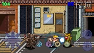 Screenshot #6 for Iron Dragon - Clash Against The Tiny Ninja Thief Force