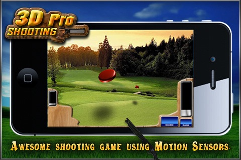 3D Pro Shooting Lite screenshot-1