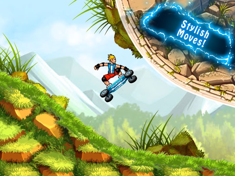 Extreme Skater HD screenshot-1