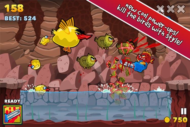 Fish Fury screenshot-4