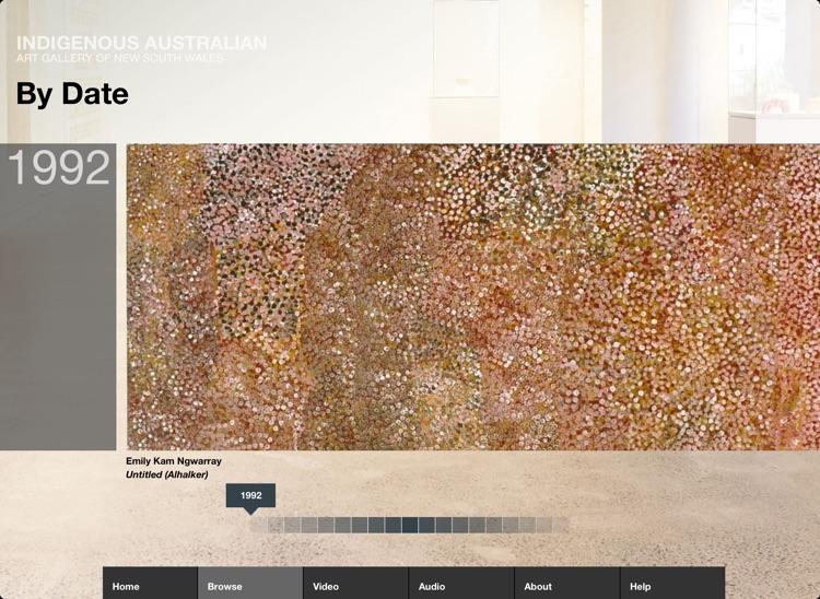 Indigenous Australian: Art Gallery of New South Wales screenshot-3