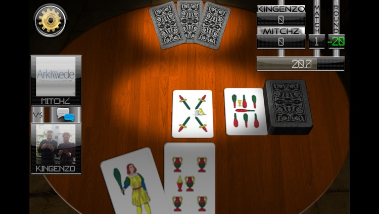 Briscola3D screenshot-0