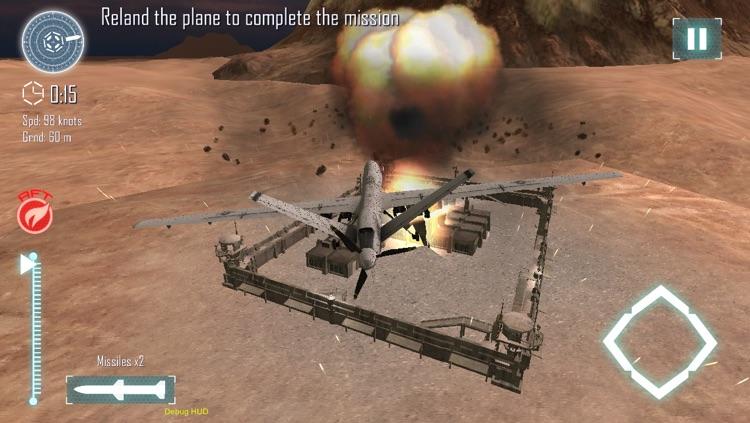 Drone Strike : Zombie Warfare 3D Sim Pro by Sharkweed, LLC