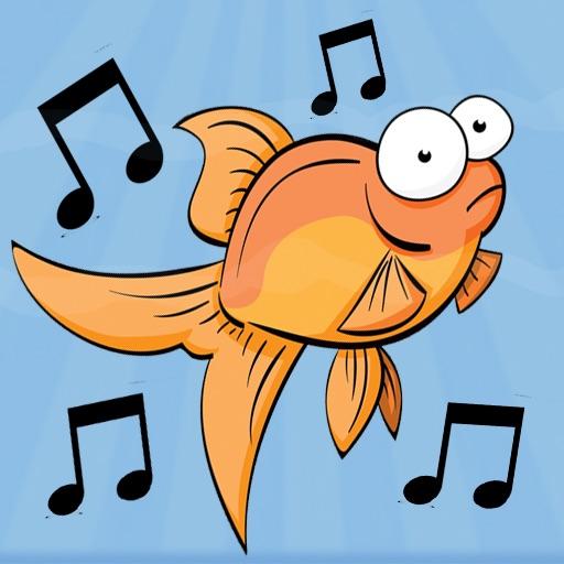 Dancing Fish Visualizer