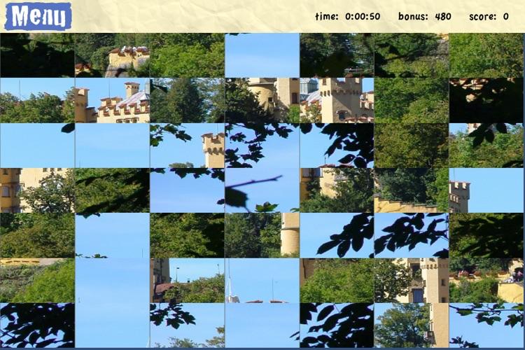 Tile Puzzle Free screenshot-3
