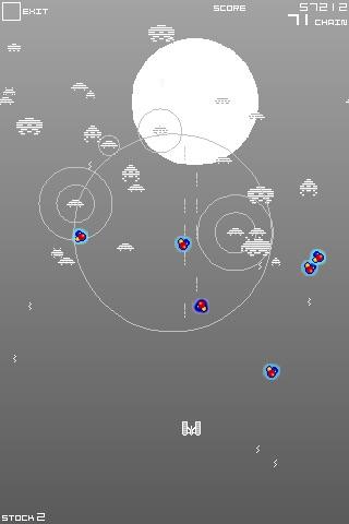 Space Invaders Infinity Gene Lite screenshot-3