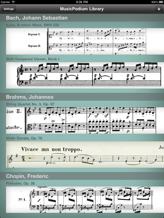 MusicPodium